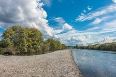Парк 2 следа реки кедра Стоковое Изображение RF