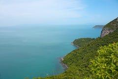Парк ушивальника Ang национальный морской, Таиланд стоковое изображение rf