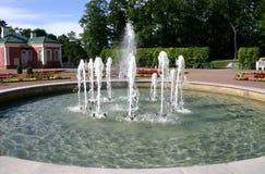 парк фонтана Стоковые Фото