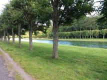 Парк Фонтенбло, Франции Стоковые Изображения