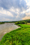 Парк Хоккаидо Moerenuma стоковая фотография