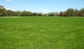 парк центрального поле бейсбола Стоковое Изображение RF