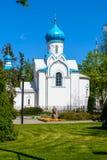 парк церков Стоковые Фотографии RF