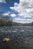 Парк штата мелководиь явора, Elizabethton, TN Стоковое Фото