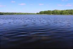 Парк штата отрезока утеса - Иллиноис Стоковое Изображение