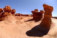 Парк штата долины гоблина Стоковое фото RF