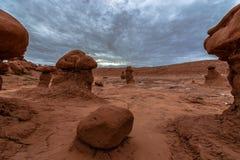 Парк штата долины гоблина Стоковые Фото