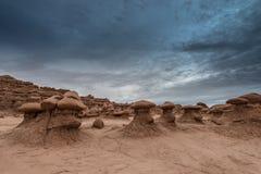 Парк штата долины гоблина Стоковая Фотография RF
