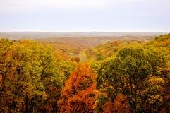 Парк штата Brown County Стоковое Изображение RF