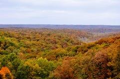 Парк штата Brown County Стоковая Фотография