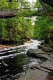 Парк штата Gogebic County Мичиган глуши гор дикобраза реки острова Presque стоковые фото