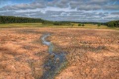 Парк штата Shetek озера, Минесота стоковые изображения rf