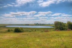 Парк штата Shetek озера, Минесота стоковое изображение