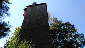Парк штата va башни съемки Стоковые Фото