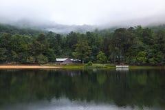 Парк штата Vogel на зоре Стоковое фото RF