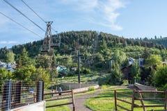парк Юта города Стоковые Фотографии RF