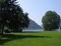 парк стоковое изображение rf