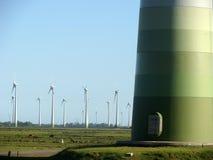 парк 2 Бразилия eolic Стоковая Фотография RF