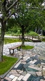 Парк Стоковое Изображение