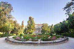 Парк Angiolina Opatija стоковое фото