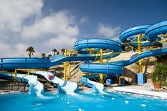 парк aqua стоковое фото rf