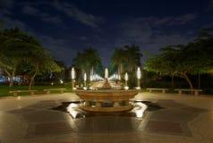 Парк Azhar Al Стоковые Фотографии RF