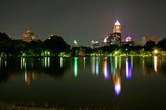 парк bangkok Стоковое фото RF