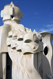 парк barcelona Стоковое Изображение