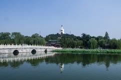 Парк 2 Beihai Стоковые Изображения RF