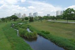 Парк Bishan, Сингапур Стоковые Изображения