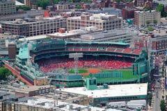 парк boston fenway Стоковое Изображение