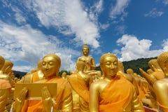 Парк Bucha буддийский мемориальный стоковое фото rf