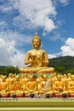 Парк Bucha буддийский мемориальный стоковое изображение
