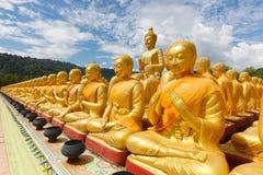 Парк Bucha буддийский мемориальный стоковое изображение rf