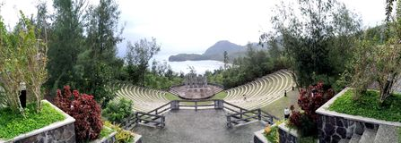 Парк Cagraray Eco Стоковая Фотография RF