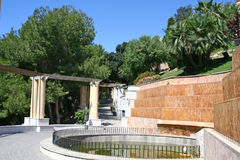 парк cartagena Стоковые Фото