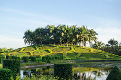 Парк, Chiang Mai, Таиланд Стоковая Фотография RF