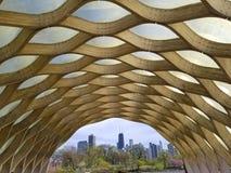 парк chicago lincoln Стоковое Изображение RF
