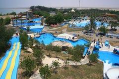 парк dreamland aqua Стоковая Фотография RF