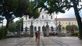 Парк Estrela стоковые фото