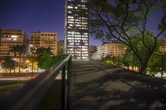 Парк Flamengo, Рио Де Жанеиро. Стоковые Изображения RF