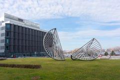 Парк Galeria Мальты Стоковая Фотография