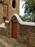 Парк Gaudi стоковые фотографии rf
