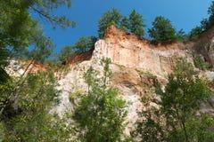 Парк Georgia Starte каньона Провиденса Стоковая Фотография