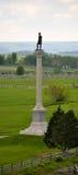 Парк Gettysburg национальный воинский - 054 Стоковые Изображения RF