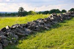 Парк Gettysburg национальный воинский - 011 Стоковое фото RF
