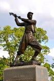 Парк Gettysburg национальный воинский - 009 Стоковые Фотографии RF