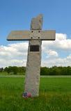 Парк Gettysburg национальный воинский - 244 Стоковые Фото