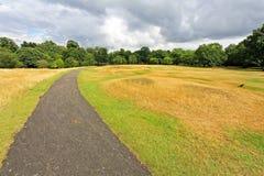 парк greenwich Стоковая Фотография RF
