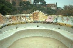 Парк Guell Стоковое фото RF